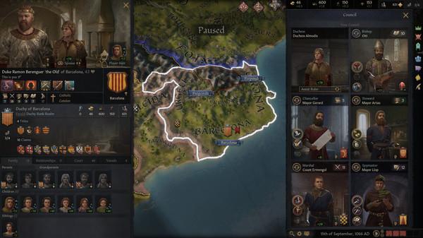 Crusader Kings III Full Crack