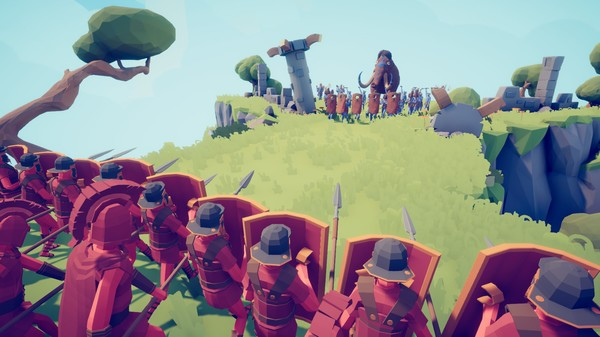TABS Totally Accurate Battle Simulator Crack Free Download