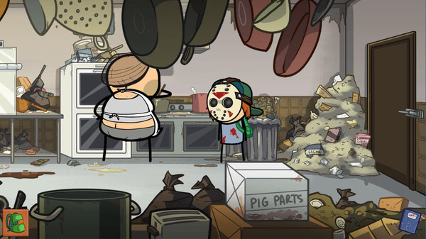 Cyanide and Happiness - Freakpocalypse Crack Free Download