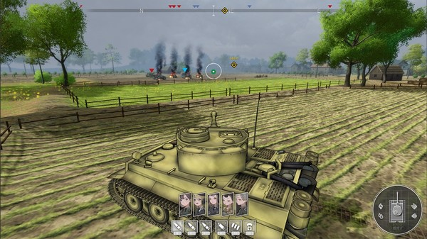 Panzer Knights Free Download