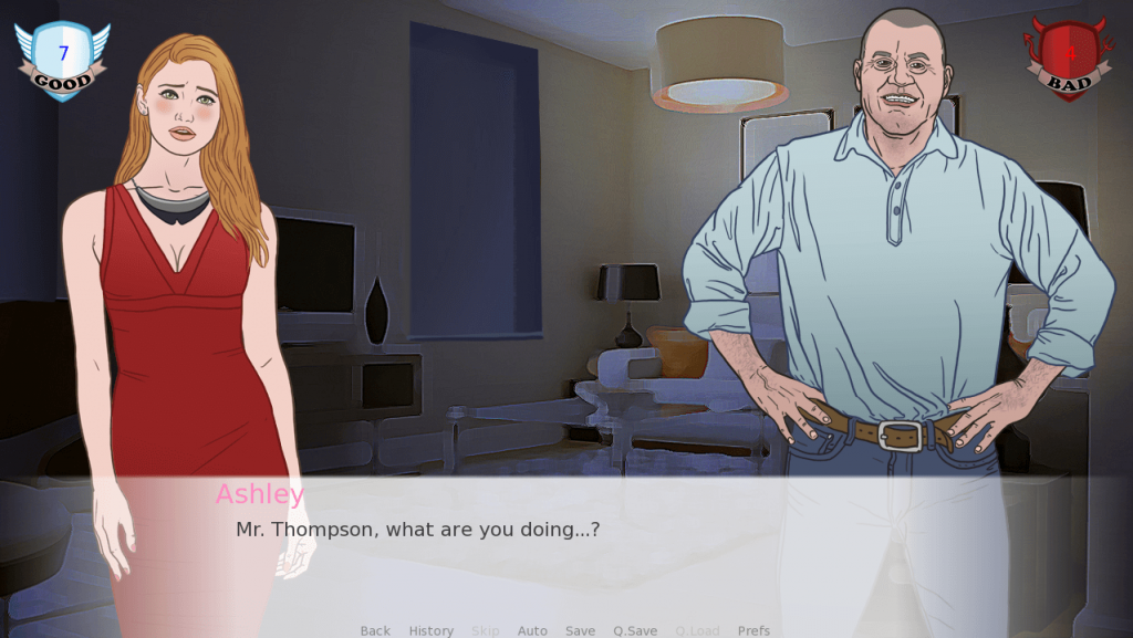 Download Game Good Girl Gone Bad [Completed]