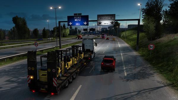 Euro Truck Simulator 2 + DLC Crack Free Download