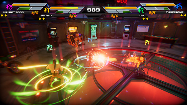 Mighty Fight Federation Free Download