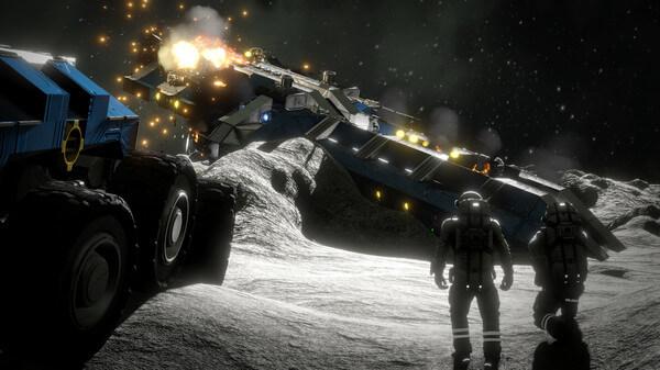 Space Engineers Crack Free Download