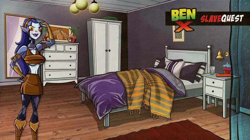 Download Ben X Slave Quest