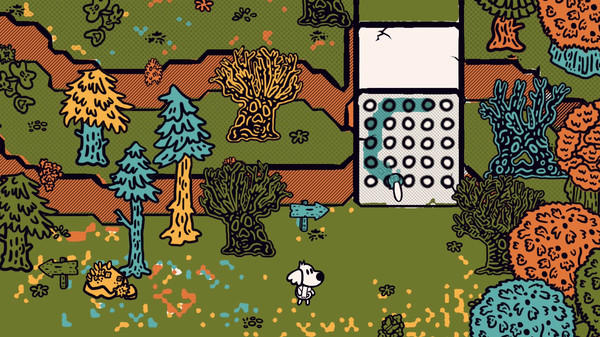 Chicory: A Colorful Tale Crack Free Download