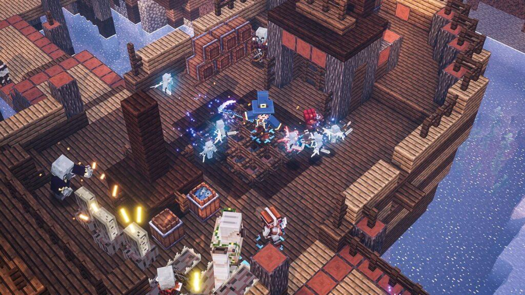 Minecraft Dungeons Crack Free Download