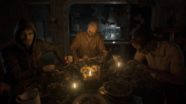 Resident Evil 7 Biohazard Crack Free Download