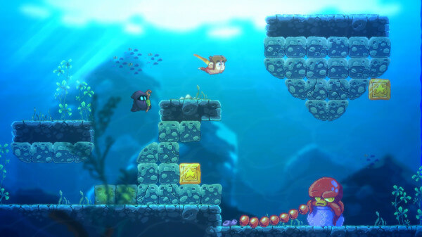 Alex Kidd in Miracle World DX CRACK Free Download