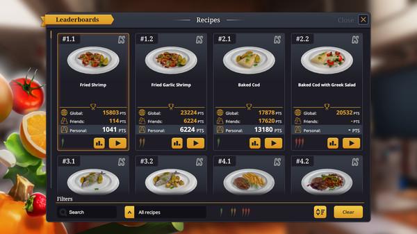 Cooking Simulator CRACK Free Download [v4.0.48.5]