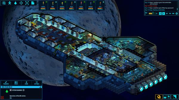 Space Haven CRACK Free Download [v0.12.5]